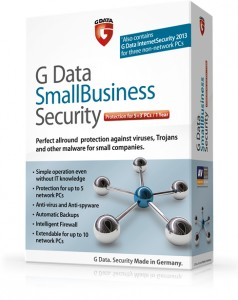 G Data small business security siener informatique